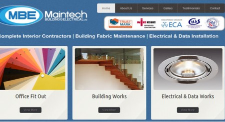 Maintech Building & Electrical Ltd